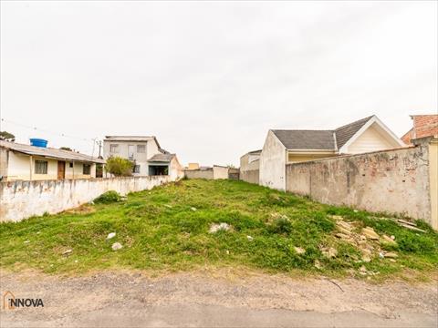 Terreno para locacao no Guatupe em Sao Jose dos Pinhais com 420m² por R$ 550,00