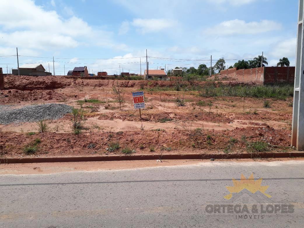 Terreno para venda no Gralha Azul em Fazenda Rio Grande com 120m² por R$ 80920