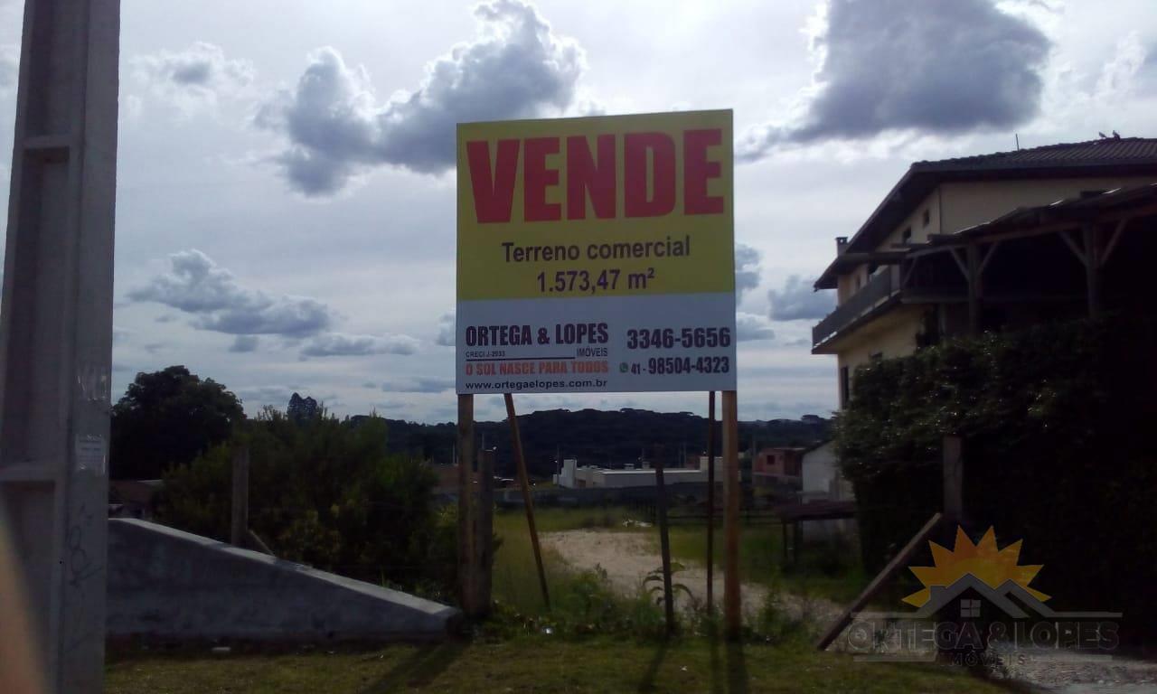 Terreno para venda no Roca Grande em Colombo com 1.573m² por R$ 2500000