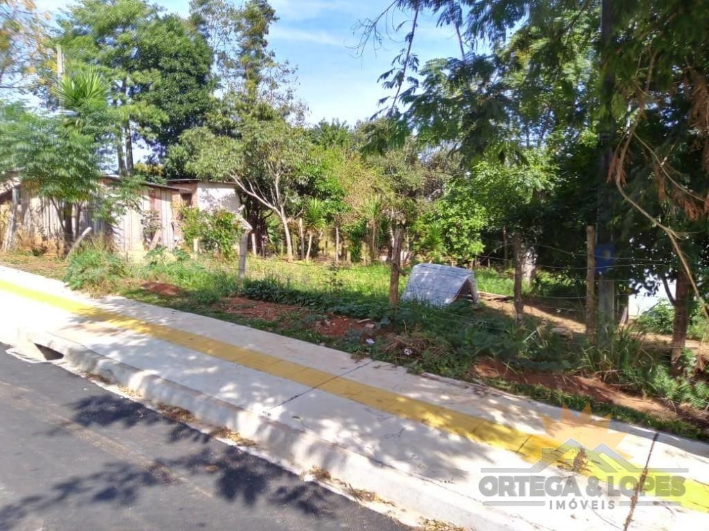 Terreno para venda no Chapada em Ponta Grossa com 360m² por R$ 56000