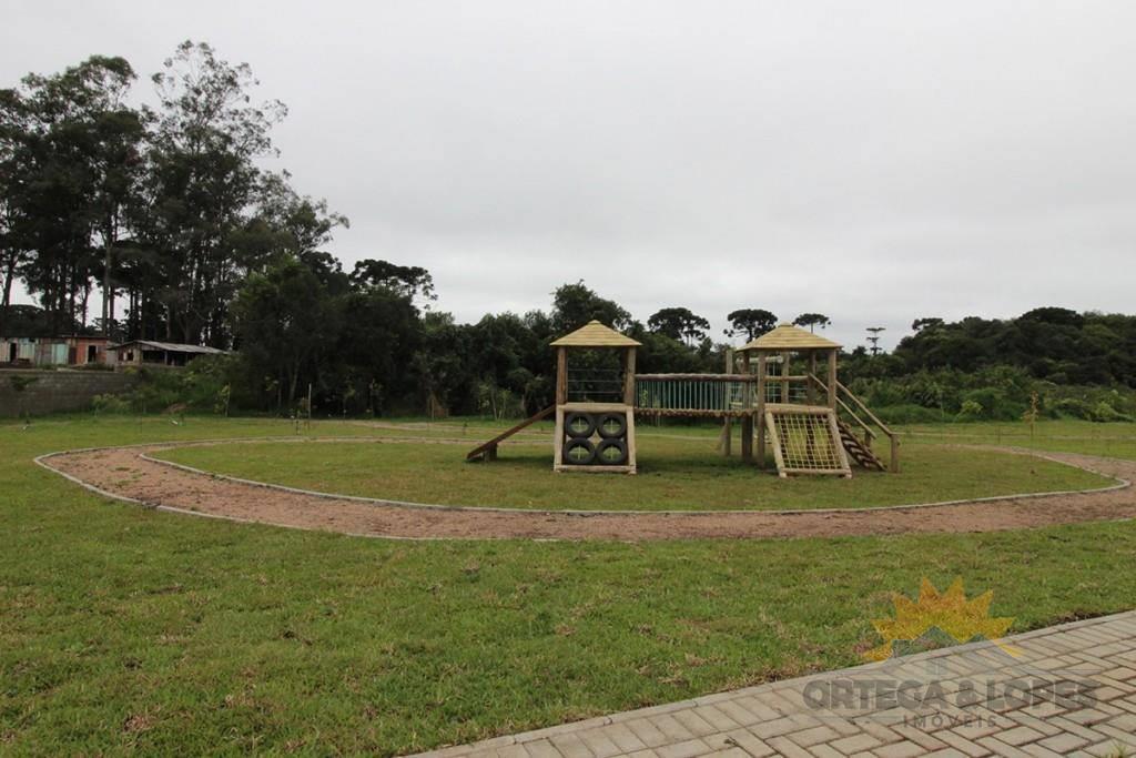 Terreno para venda no Costeira em Sao Jose dos Pinhais com 128m² por R$ 154487