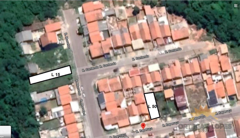 Terreno para venda no Estados em Fazenda Rio Grande com 146m² por R$ 64.587,00