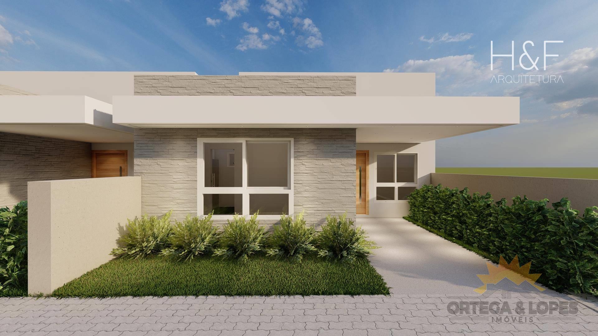 Casa Residencial para venda no bairro Centro em Contenda/PR com 87m² por R$ 349.000,00