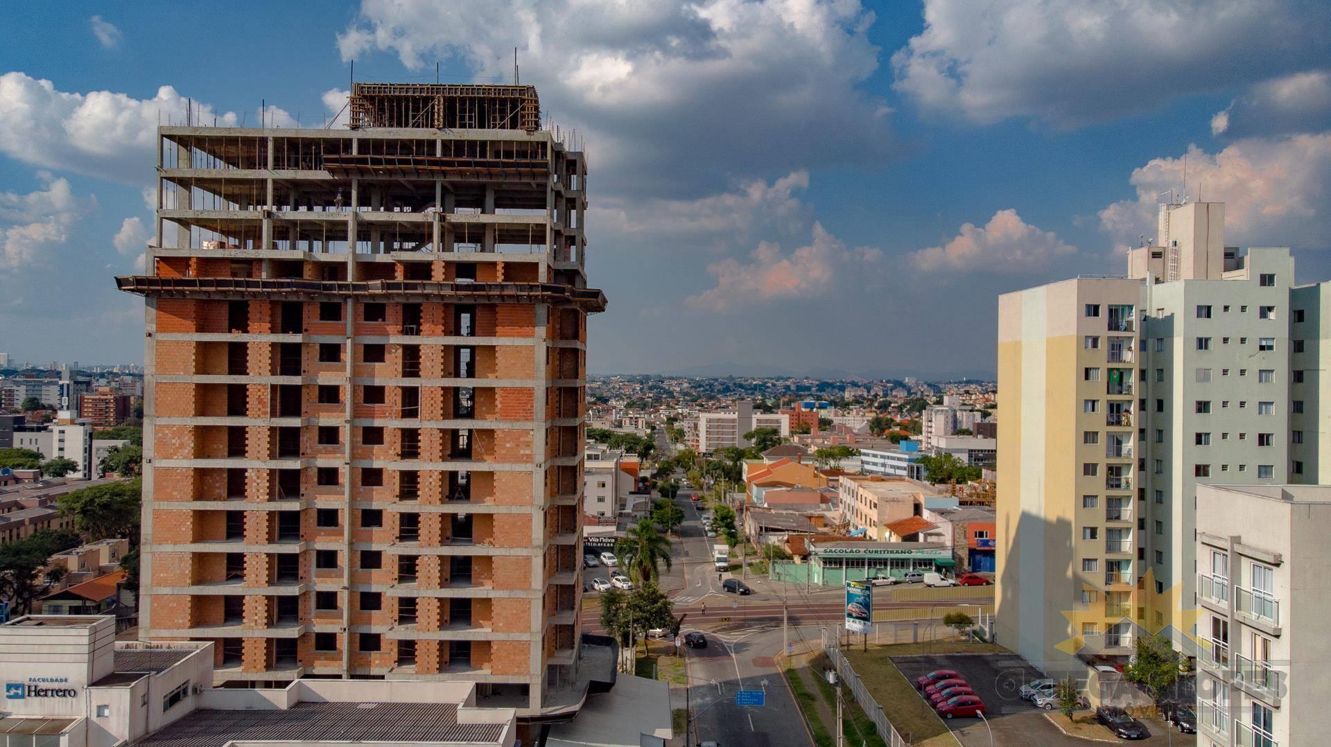 Apartamento para venda no Portao em Curitiba com 26m² por R$ 177.910,00