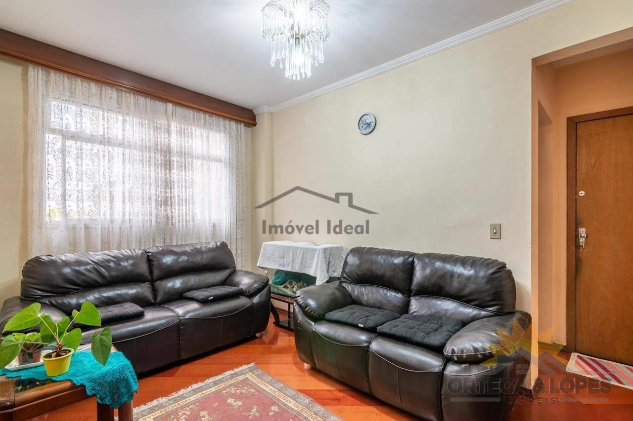 Apartamento para venda no Novo Mundo em Curitiba com 61m² por R$ 270000