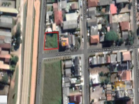 Terreno para venda no Pioneiros em Fazenda Rio Grande com 523m² por R$ 600000