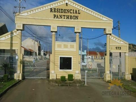 Terreno para venda no Santa Terezinha em Fazenda Rio Grande com 128m² por R$ 125000