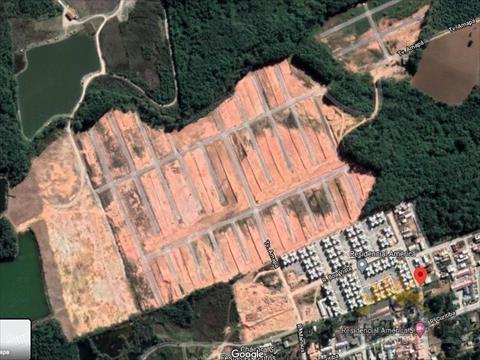 Terreno para venda no bairro Estados em Fazenda Rio Grande/   com 108m² por R$ 63.850,00